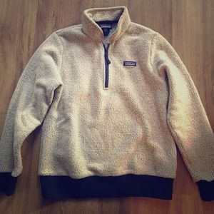 PATAGONIA Woolyester Fleece Pullover Medium